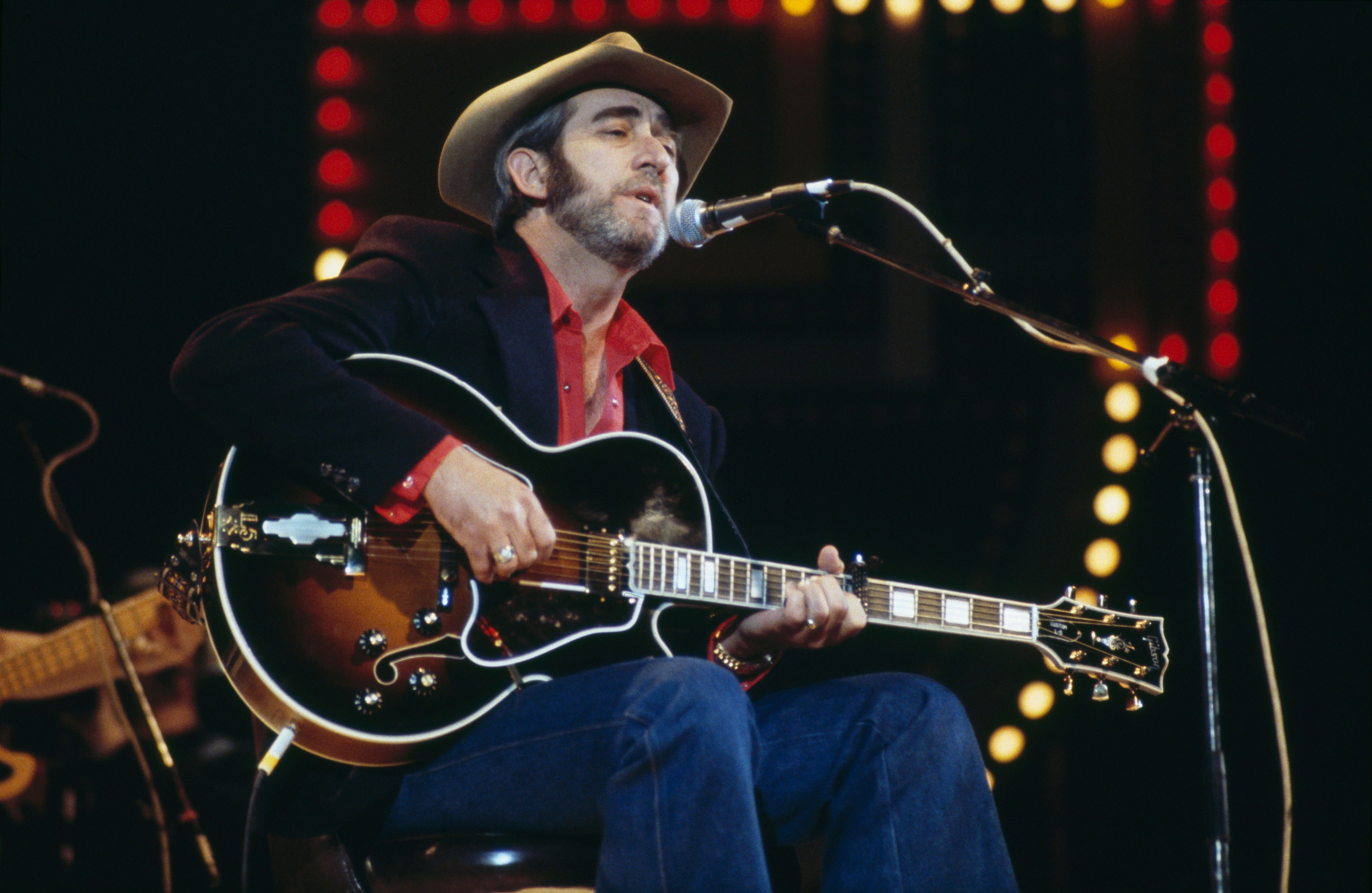 Country Music Singer Don Williams Dies At Age 78