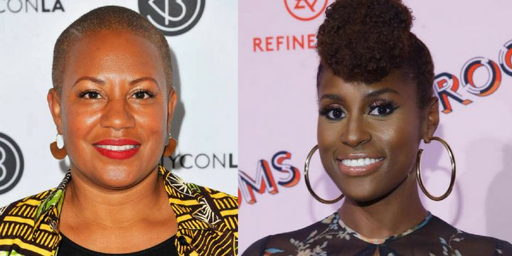 Felicia Leatherwood is the mastermind behind Issa Rae's creative natural hair styles.