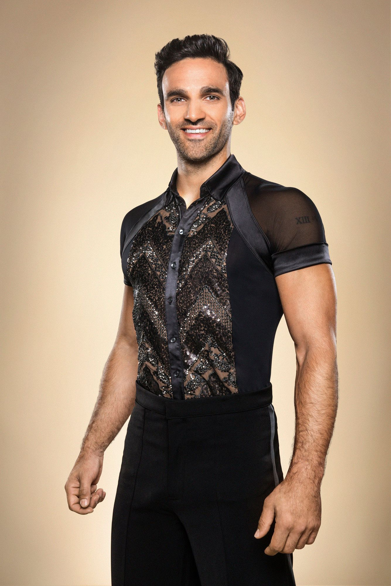Davood Ghadami is one of this year's 'Strictly Come Dancing'