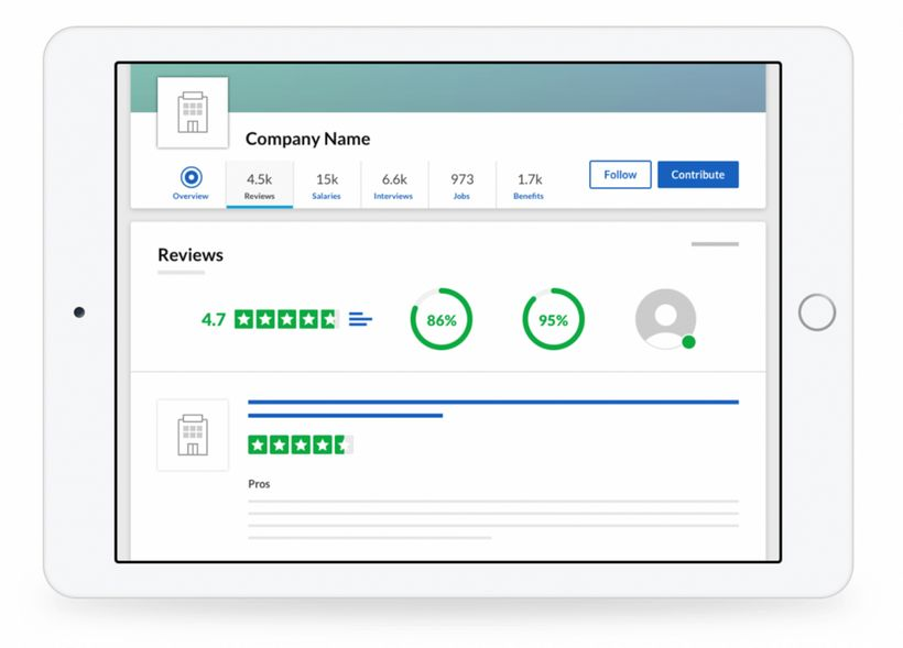 <em>A positive Glassdoor rating can be instrumental to attracting top talent.</em>