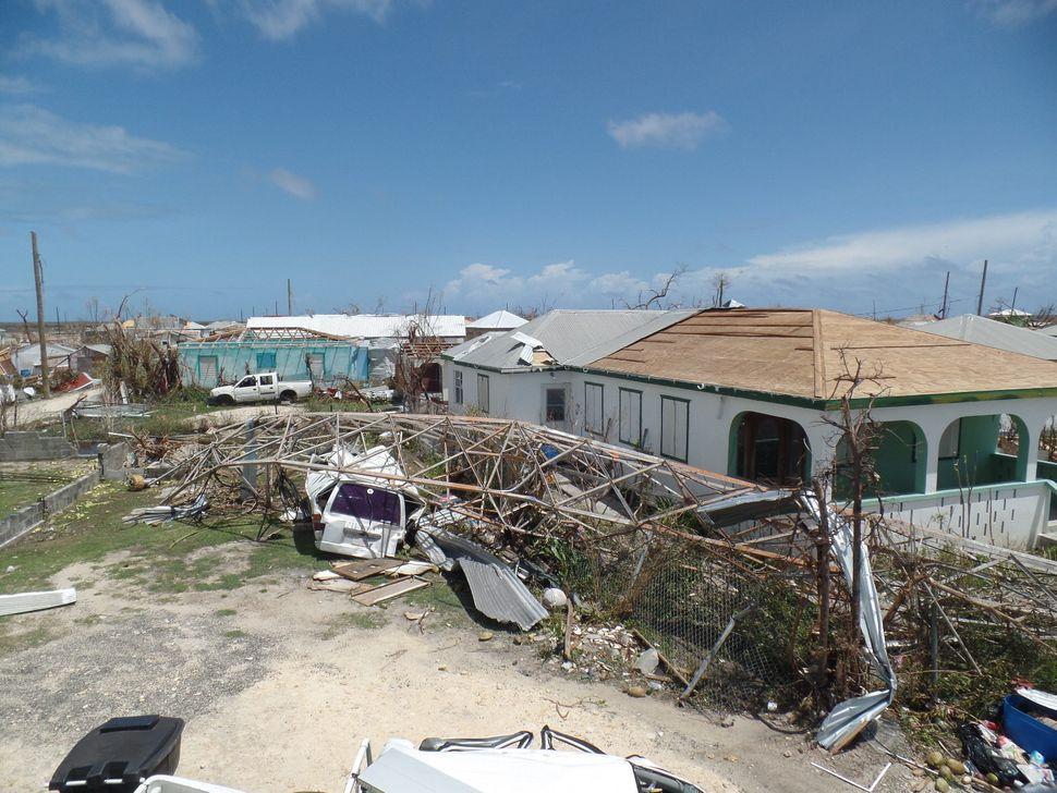 Houses in Codrington, Antigua and Barbuda