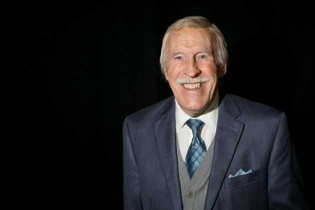 Bruce Forsyth passed away last month at the age of