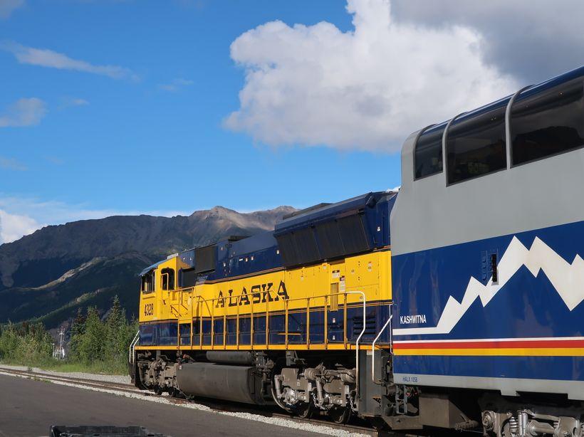 McKinley Explorer Rail