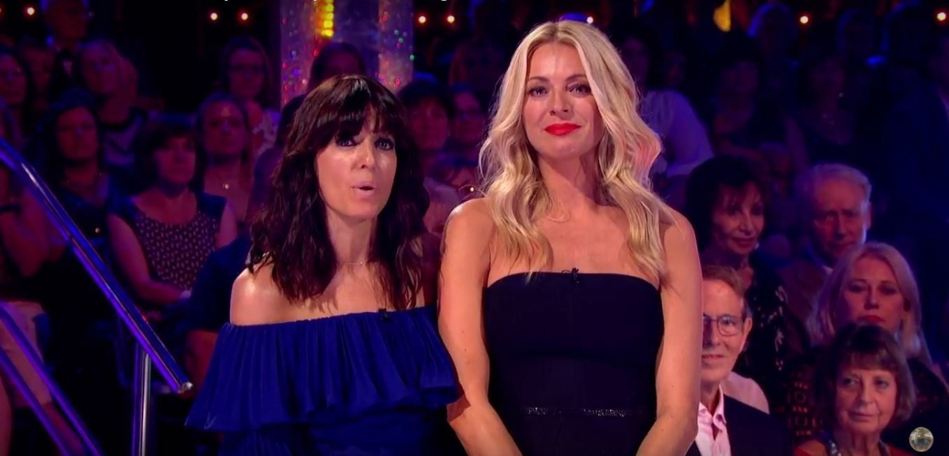 Tess Daly Breaks Down As 'Strictly Come Dancing' Pays An Emotional Tribute To Bruce