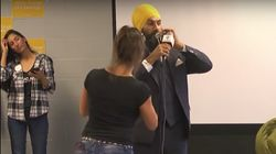 Sikh Canadian Politician Brilliantly Foils Racist Woman During