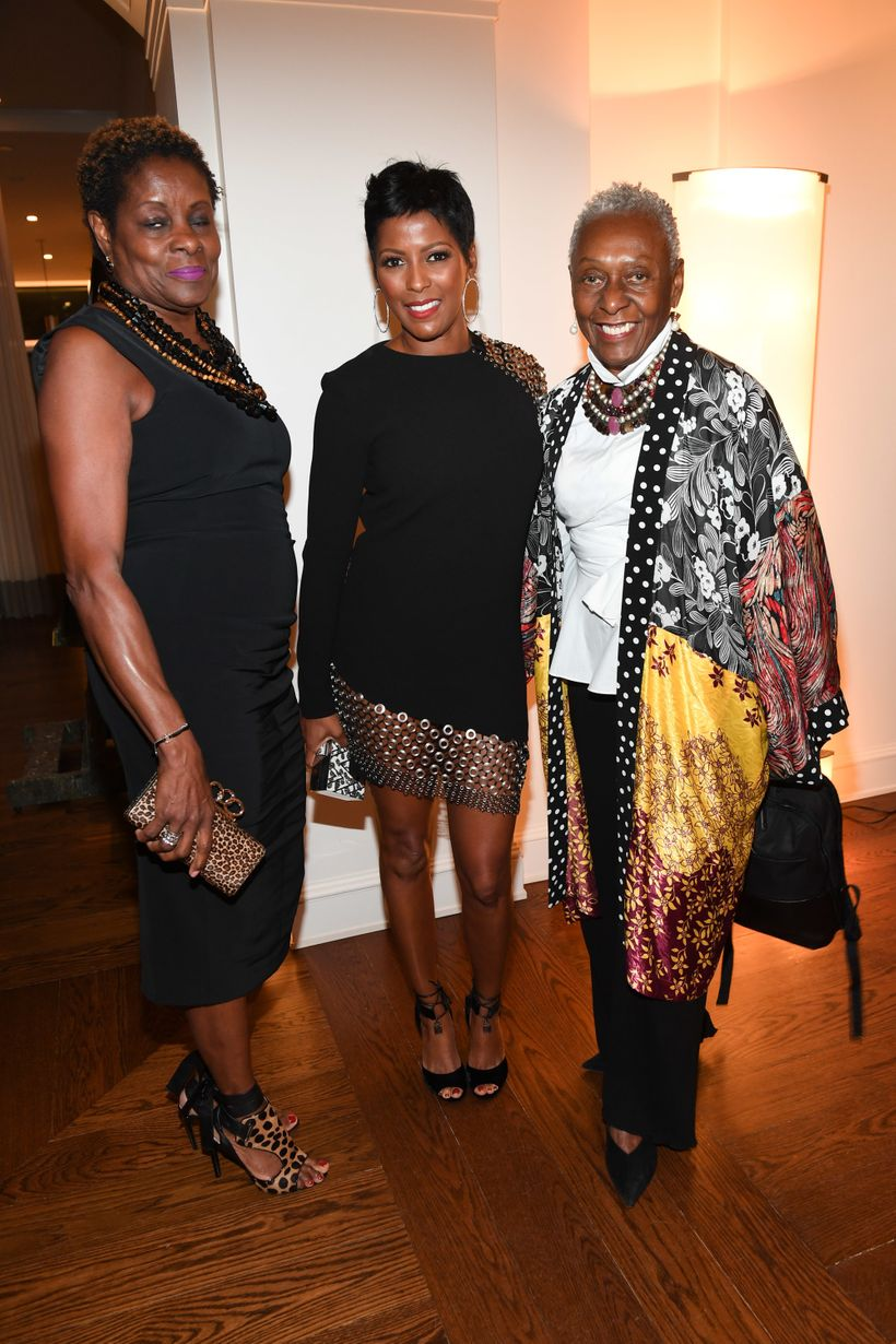 Alexis Thomas, Tamron Hall, Bethann Hardison - <em>The Gospel According to André</em>