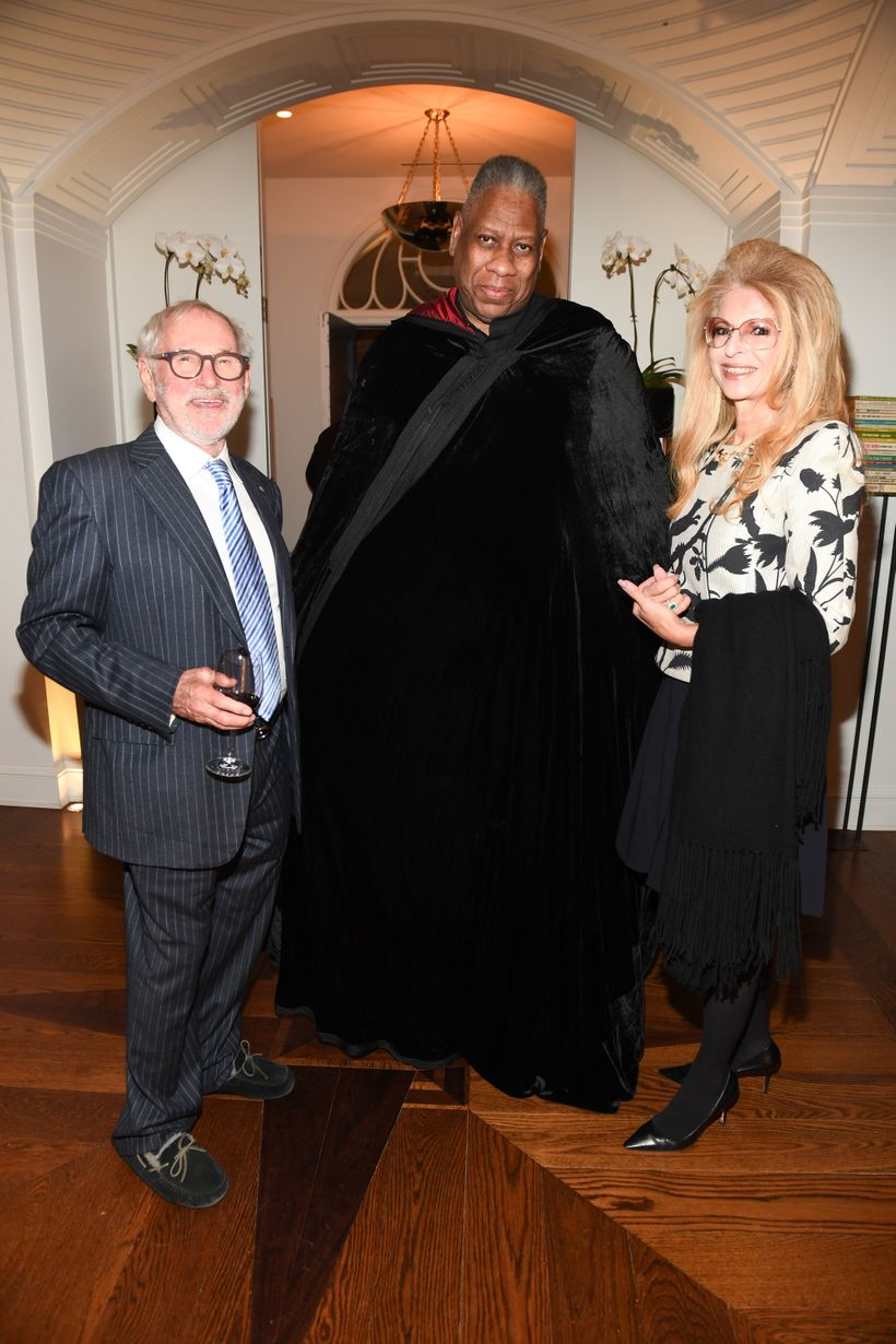 Norman Jewison, André  Leon Talley, Lynne St. David-Jewison -  <em>The Gospel According to André</em>