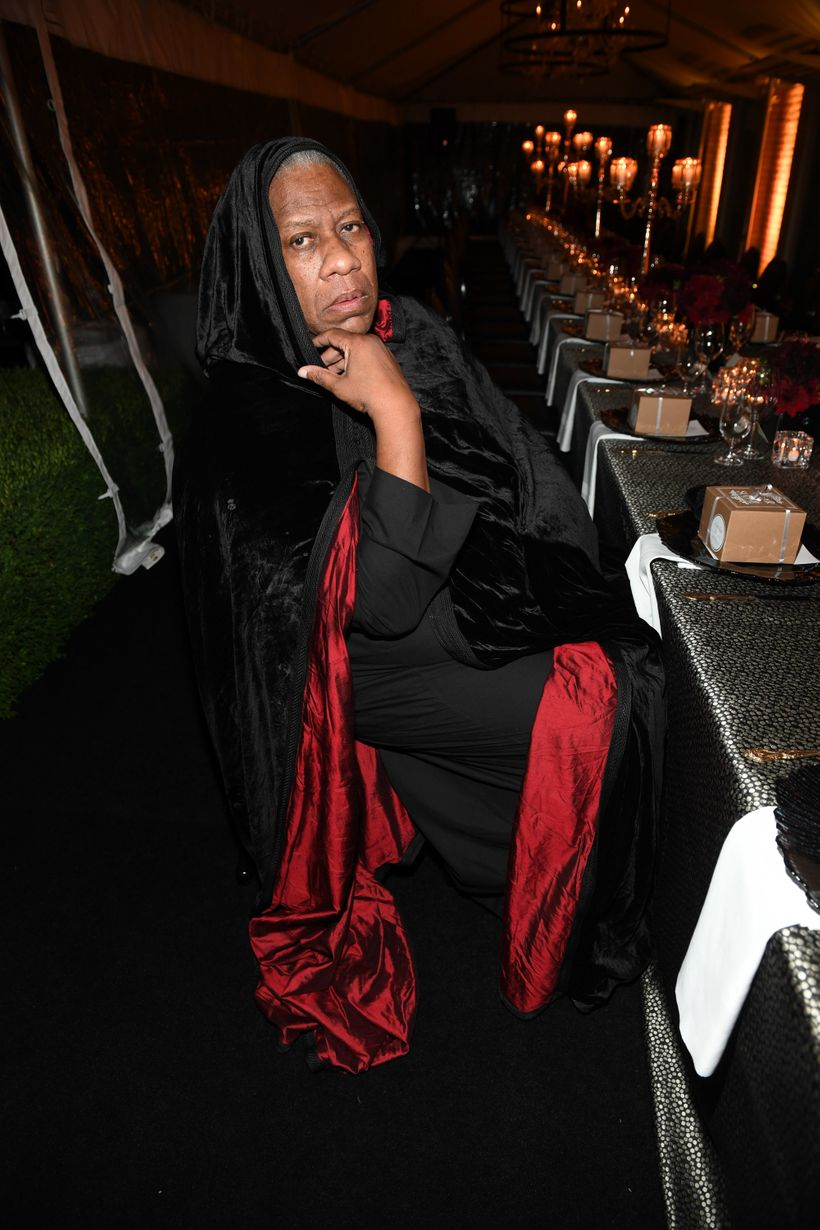 André Leon Talley -  <em>The Gospel According to André</em>