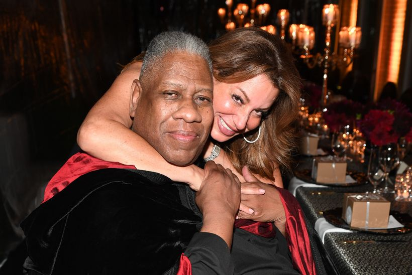 André Leon Talley and Kate Daniels - <em>The Gospel According to André</em>