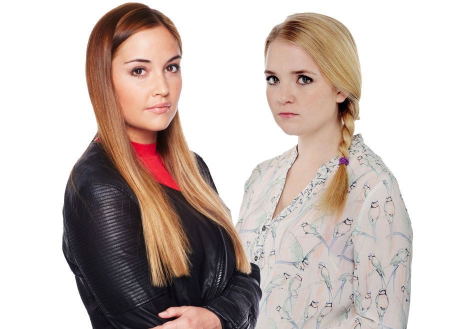 Lauren and Abi Branning are also being written out of the