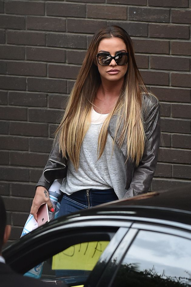 Katie Price has been through a lot in the past few