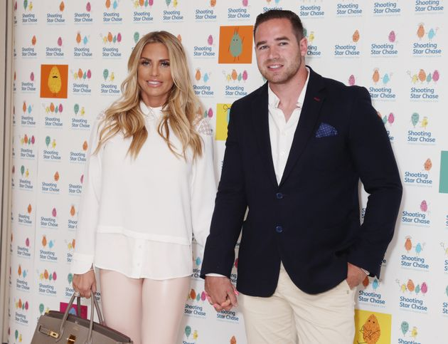 Kieran Hayler admitted to cheating on Katie for a third
