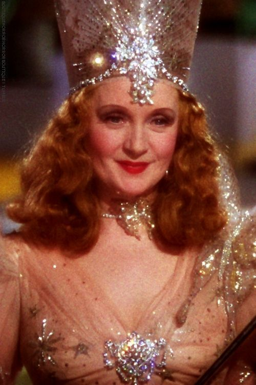 Billie Burke, known for her role as Glinda the Good Witch in <em>Wizard of Oz</em> was one of my grandmother's clients on Mad