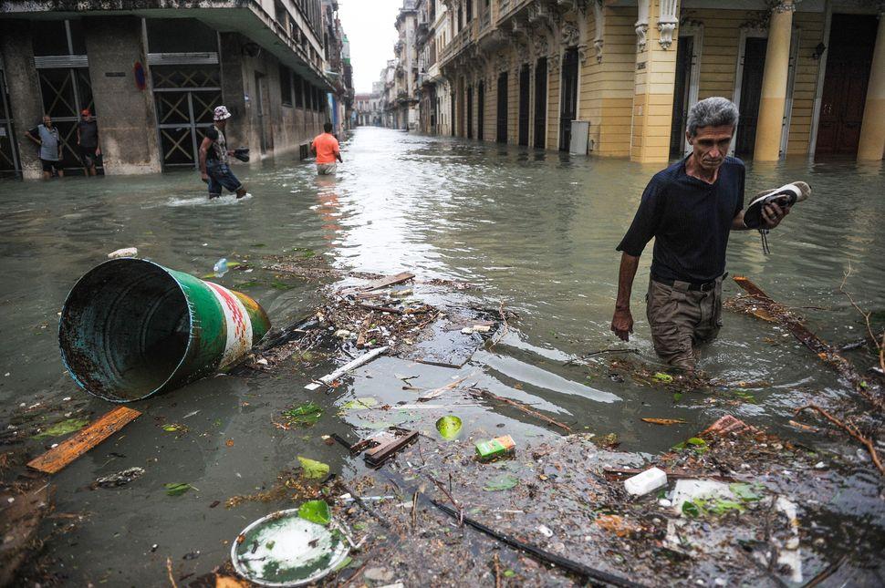 Havana afterHurricane Irma.