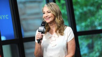 NEW YORK, NY - SEPTEMBER 01:  Singer-songwriter Joan Osborne attends Build to discuss her new album 'Songs of Bob Dylan' at Build Studio on September 1, 2017 in New York City.  (Photo by Desiree Navarro/WireImage)