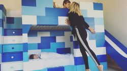 Stacey Solomon 'A Little Sad' As She Stops Co-Sleeping With Her Boys After 9