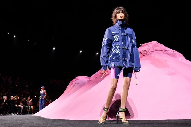 sneakers for cheap 1f990 29088 Fenty X Puma Wipes The Floor At New York Fashion Week  Luxury Sportswear  With A