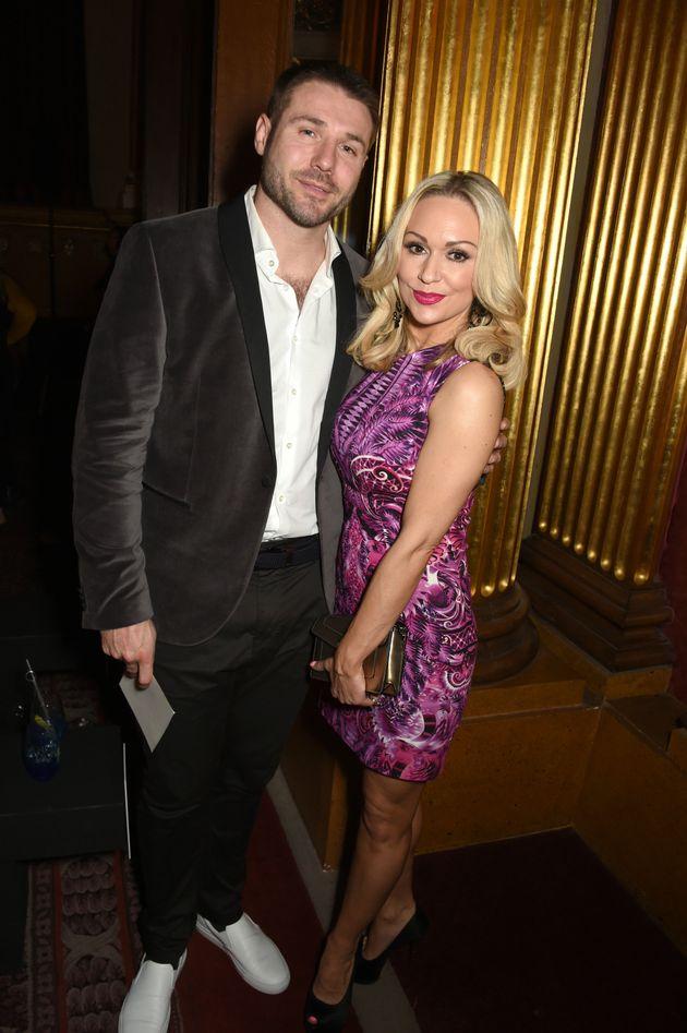 Kristina and partner Ben