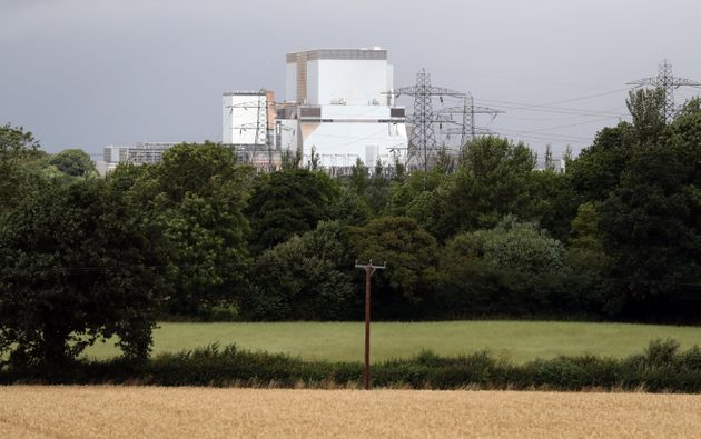 Hinkley Point C is already behind schedule, developers have