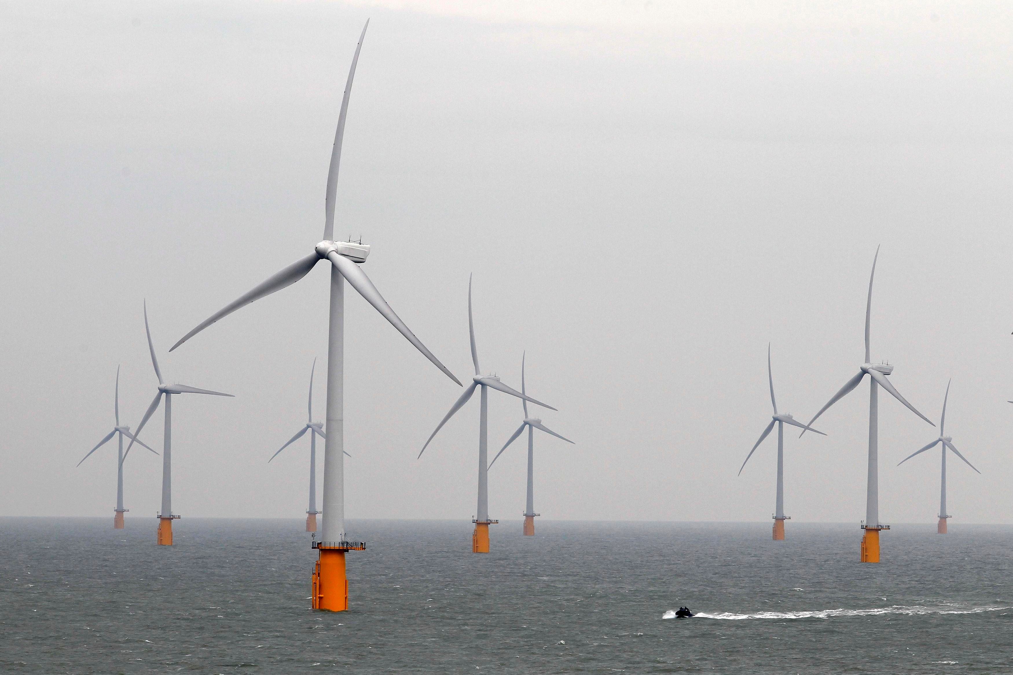 Offshore Wind Energy Just Reached An Incredible Milestone In The