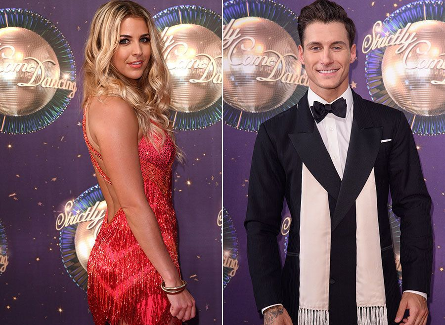 Gemma Atkinson and Gorka Marquez have been