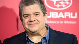 Actor Patton Oswalt attends the premiere of 'Baby Driver' at The Theatre at the Ace Hotel in Los Angeles, California on June 14, 2017. / AFP PHOTO / Robyn Beck        (Photo credit should read ROBYN BECK/AFP/Getty Images)