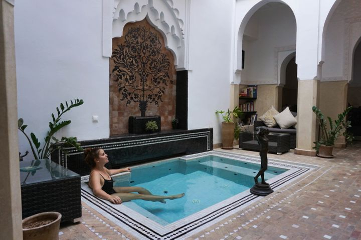 <p>Riad Star in Marrakech</p>
