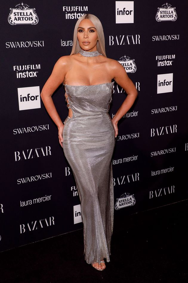 At the2017 Harper Icons Party at The Plaza Hotel on Sep.