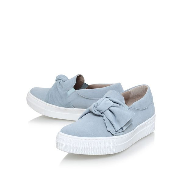 "<a href=""http://www.kurtgeiger.us/women/shoes/trainers/slip-ons/little-taupe-suede-kg-kurt-geiger"" target=""_blank"">Shop them"