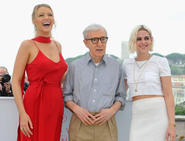 Kate Winslet Defends Working With Woody Allen Despite Abuse
