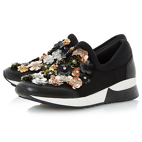 "<a href=""https://us.johnlewis.com/dune-elecktra-embellished-slip-on-trainers/p3106191"" target=""_blank"">Shop them here</a>.&nb"