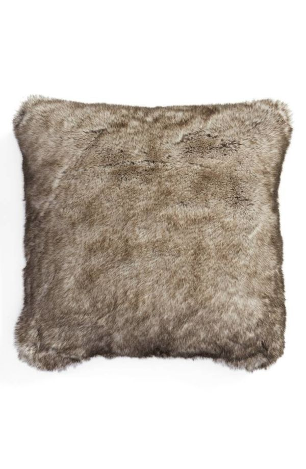 "Get this accent pillow <a href=""http://shop.nordstrom.com/s/nordstrom-at-home-cuddle-up-faux-fur-pillow/4328246?origin=coordi"