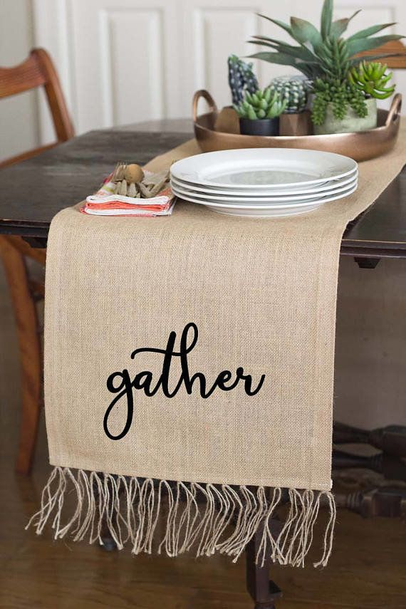 "Get this farmhouse table runner <a href=""https://www.etsy.com/listing/522705765/farmhouse-table-runner-country-rustic?ga_orde"