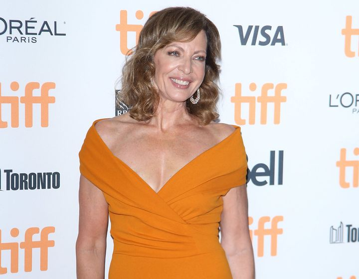 """Allison Janney arrives at the """"I, Tonya"""" premiere on Sept. 8."""