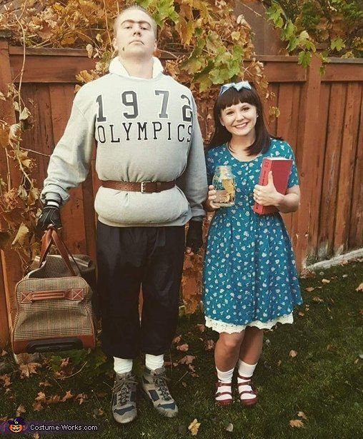 DIY Couples Costumes For Halloween That Are Actually Pretty