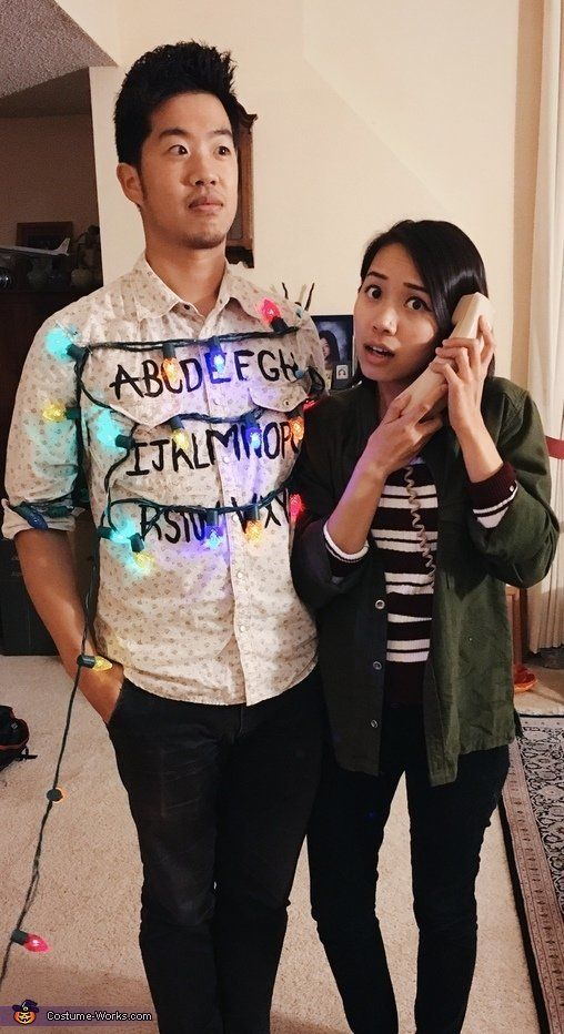 Homemade couple halloween costume ideas