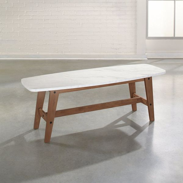 14 cheap coffee tables that look expensive huffpost. Black Bedroom Furniture Sets. Home Design Ideas
