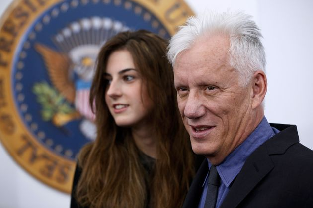 James Woods dated Kristen Bauguess, who was then 20, in