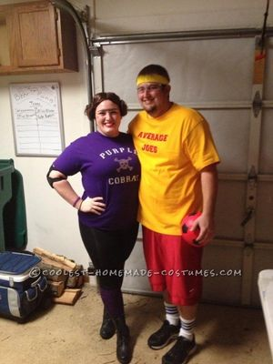 DIY Last-Minute Halloween Costumes For Couples That Are