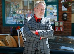 Spoiler Alert! Vic Reeves Dishes The Dirt On His 'Coronation Street' Character, Ahead Of Soap Debut