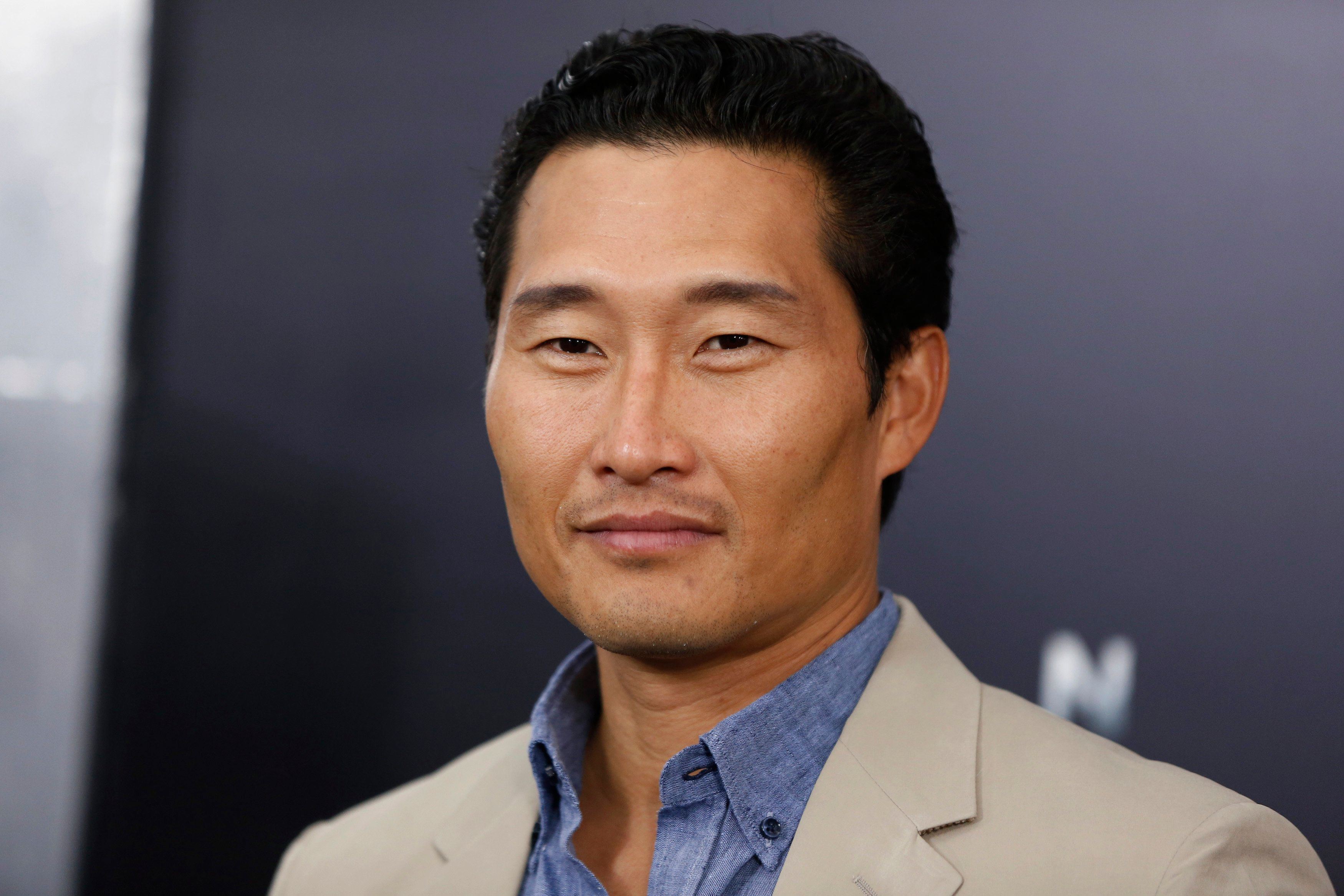 """Actor Daniel Dae Kim arrives for the world premiere of the film """"Man of Steel"""" in New York June 10, 2013. REUTERS/Lucas Jackson (UNITED STATES - Tags: ENTERTAINMENT)"""