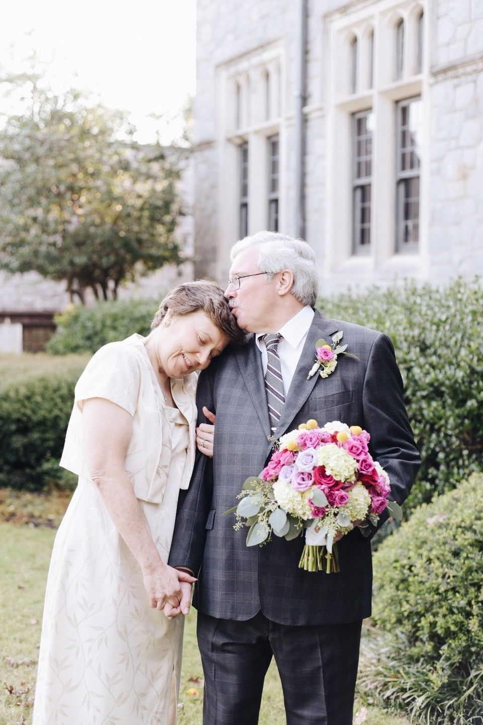 """Bob and Diane married on Sept. 9 at Oglethorpe University Library."" -- <i>Krisandra Evans</i>"