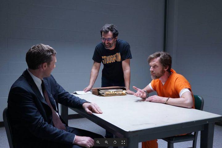 <p>Paul Bettany as Ted Kaczynski. </p>