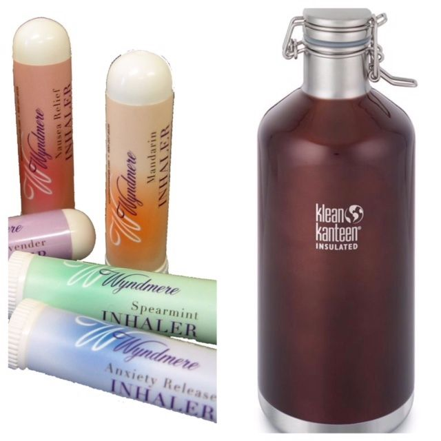 """Don't let motion sickness stop your day! Carry Aromatherapy Inhalers by <a rel=""""nofollow"""" href=""""http://www.wyndmerenaturals.c"""