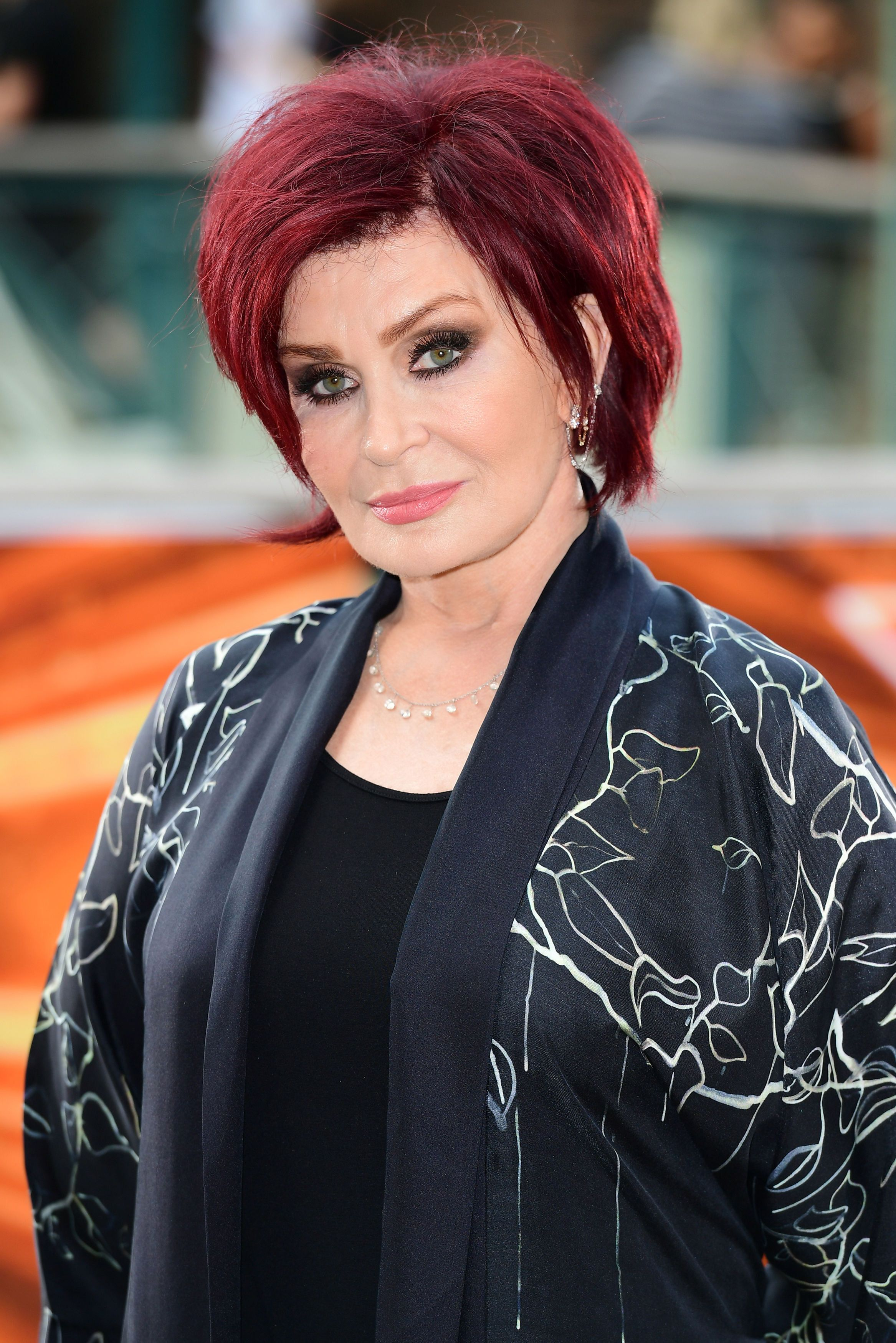 Sharon Osbourne Backtracks Over Kim Kardashian 'Ho'