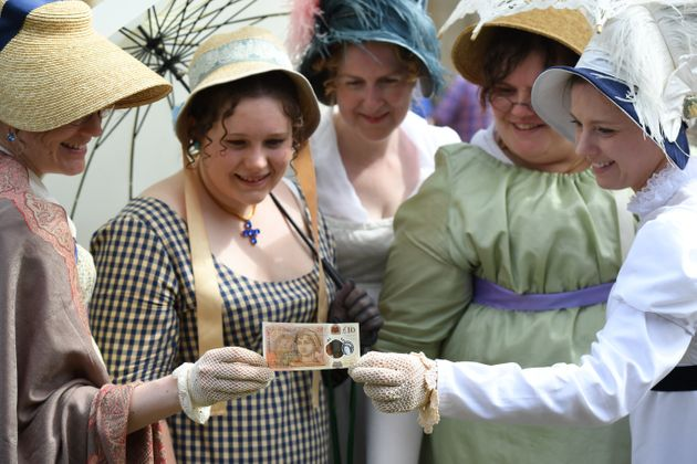 Jane Austen fans may be keen to get their hands on notes with serial numbers related to the