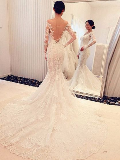 Mrs Grey's Wedding Dress From 'Fifty Shades Freed' Is Totally Pinterest-Worthy: Here's How To Get The