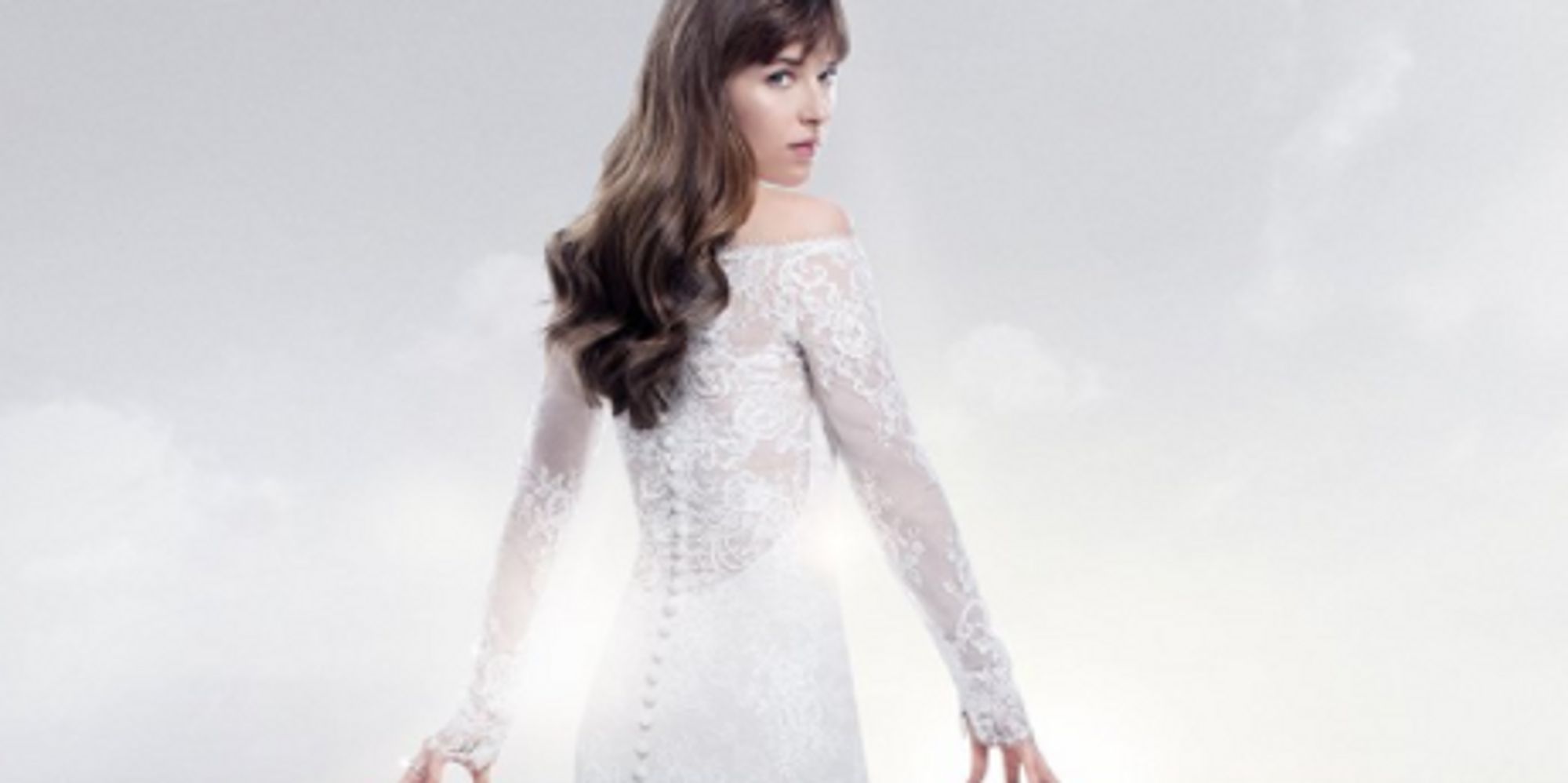 Mrs Grey's Wedding Dress From 'Fifty Shades Freed' Is
