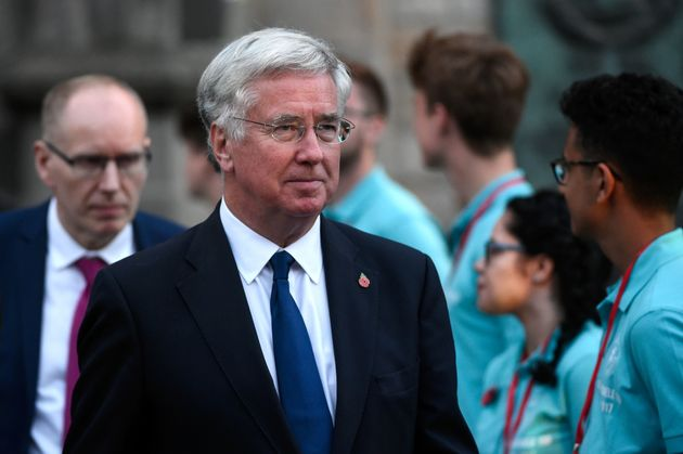 Michael Fallon Says There Is No Plan For A 'No Deal' Brexit, But Brexit Department Says There