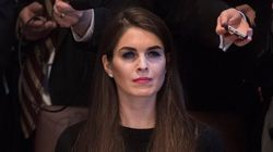 Hope Hicks Named White House Communications